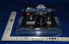 Minox Size Film Camera Pentax SP Silver HARAN Megahouse Rare never to find NEW
