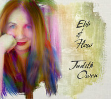 Judith Owen : Ebb & Flow CD (2014) ***NEW*** Incredible Value and Free Shipping!