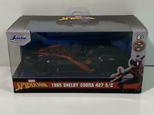 Spider-man Miles Morales 1965 Shelby Cobra 1 32 Scale Hollywood Rides Car OE
