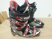 Tecnica Dragon 100 Men's Downhill Ski Boots Size 28.5 / 325mm, Flex Adjustment