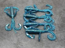 Soft Plastic Crawfish X5, 10cm, Scented Lure, Grub, Bug, Yabbie, Creature Bait