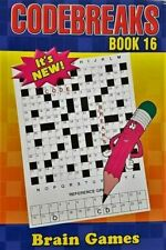 Codebreaks Brain Games - Books 9-12 by W.F.Graham