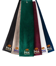 2021 PGA Championship | The Ocean Course Embroidered Tri-Fold Golf Towel