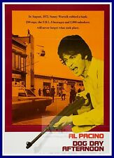 Dog Day Afternoon    1970's Movie Posters Classic Cinema