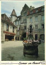 21 - cpsm - SEMUR EN AUXOIS - Rue Buffon (H5036)