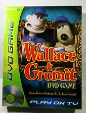 Wallace & Gromit DVD Game NIB