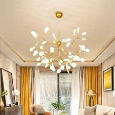 54Lights Sputnik Firefly Chandelier LED Pendant Lighting Ceiling Light Fixture