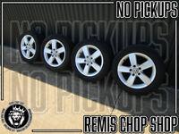 Volkswagen Jetta 5x112 Stud Pattern Rims Wheels Tyres Alloys - Remis Chop Shop