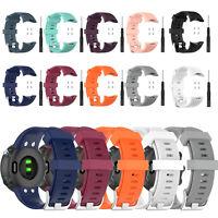 25mm Uhrenarmband Armband Band Strap Ersatz für Garmin Swim 2 Pool SWOLF GPS Uhr