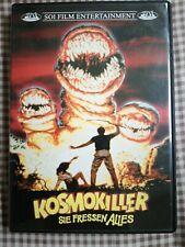 DVD / KOSMOKILLER - SIE FRESSEN ALLES (UNCUT) ... HORROR / SCIENCE-FICTION