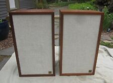 Pair Acoustic Research Ar-2ax Speakers - fully restored, recapped, excellent!