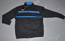 """NWT Nike GOLF® Mens """"NIKE CLUB JACKET"""" Black DRI-FIT Full Zip 267576 LARGE L $80"""