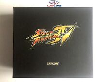 Street Fighter 4 Press Kit Prensa PS3 Xbox PC Playstation Videojuego Videogame