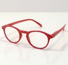 DOUBLEICE OCCHIALI GRADUATI DA LETTURA PRESBIOPIA VINTAGE P +1,5 READING GLASSES