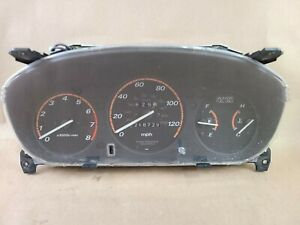 1997 - 2001 Genuine Honda CR-V CRV Manual 5 Speed Instrument Cluster 218K