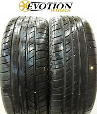 2055017 CHURCHILL 205 50 17 93W XL RCB009 Used Part Worn 7.4mm x 2 Tyres