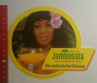Aufkleber/Sticker: Jambosala die exotische Verführung (13091629)