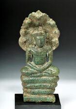 Khmer Buddha w/ Naga Serpent Lot 47A