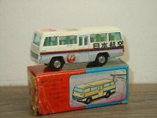 Airport Ramp Bus JAL - Bandai 5 Japan 1:99 in Box *39855