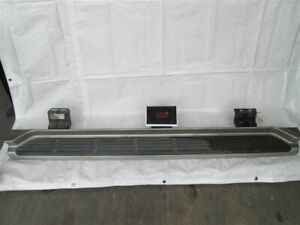 2003 Mercury Mountaineer  - Left Side Step - Silver / Gray