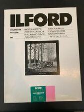 """Ilford 9.5"""" x 12"""" Photo Paper"""