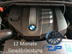 BMW Motor Engine N47D20C E91 316d 3er Diesel N47 116PS inklusive Einbau
