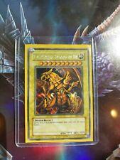 THE WINGED DRAGON OF RA - DOD-001 - Secret Rare Holo Foil YuGiOh Card
