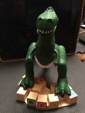 Toy Story 2 Rex Room Guard Disney Pixar Thinkway   Toys (Super Rare)