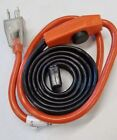 NEW Frost King Water Pipe Freeze Protection Heating Cable Heat Tape 3 FT