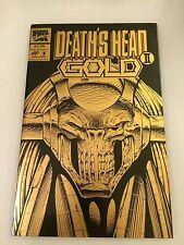 Death's Head II Gold Cover #1 Comic Vol 1 1994 NM Marvel Comics
