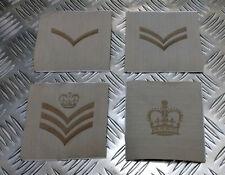 Rank Slides & Epaulettes 1945-Present Militaria Patches