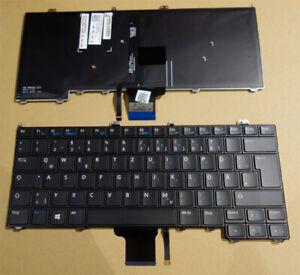 Original Tastatur Dell Latitude E7240 E7440 backlit ohne TrackPoint Keyboard