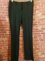 "ANN TAYLOR LOFT "" Marisa"" Womens  Dress Pants Black Size 2 $88.00 NWT!"