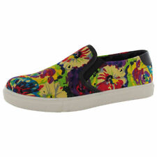 Medium (B, M) Synthetic Floral Flats for Women