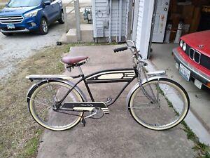 Vintage Western Flyer bicycle in really nice original condition