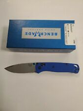 BENCHMADE 535 BUGOUT S30V NEW IN THE BOX