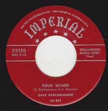 "Original  DAVE BARTHOLOMEW - ""FOUR WINDS"" b/w ""EVERY NIGHT EVERY DAY (M-)"