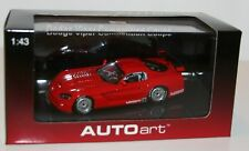 Autoart - Dodge Viper Competition Coupe - Red 1/43