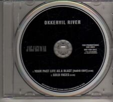 (DP32) Okkervil River, Your Past Life As A Blast - 2011 DJ CD