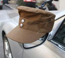 WWII GERMAN ELITE FIELD MILITARY ARMY SOLDIER SUMMER CAP HAT M-M006