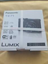 Panasonic LUMIX DMC - TZ71 Digitalkamera Schwarz 12.1 MP  30x opt.Zoom