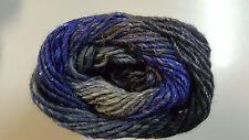 Noro Silk Garden #358 Grey Black Purple 50g