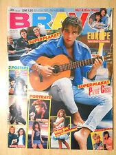 Bravo 20/1987 Nena, Boy George, Cult, David Bowie - TOP