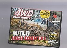 NEW:Australian 4WD Action DVD 260 Wild High Country Weekender Victoria