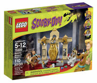 LEGO 75900 Scooby-Doo Mummy Museum Mystery 110pcs BUILDING BLOCK NEW