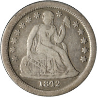 1842-O Seated Liberty Dime Great Deals From The Executive Coin Company -BBTE2565