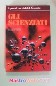 GLI SCENZIATI - I GRANDI NOMI DEL XX SECOLO N°20 - ED.1974 DeAGOSTINI [L116]