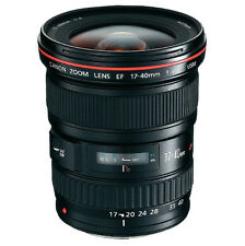 Canon EF 17-40mm F4L USM Ultra Wide Angle Zoom Lens Brand New  jeptall