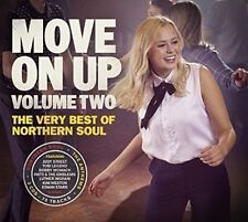 Move on up Volume 2 - Very Best of Northern Soul 3xcd Unsealed Good