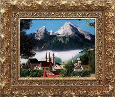 Gallerie dell'Accademia Leonardo da Vinci Bachhuber Painting Alps Germany